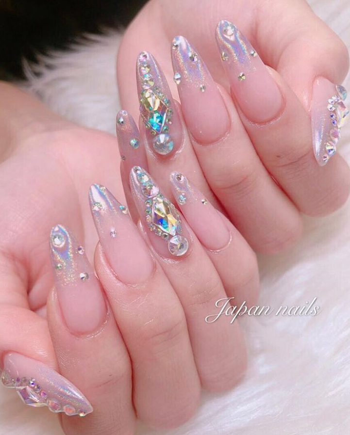 55 Beautiful Japanese Nail Art Designs: Top 10 Kawaii Nail Designs From Instagram!
