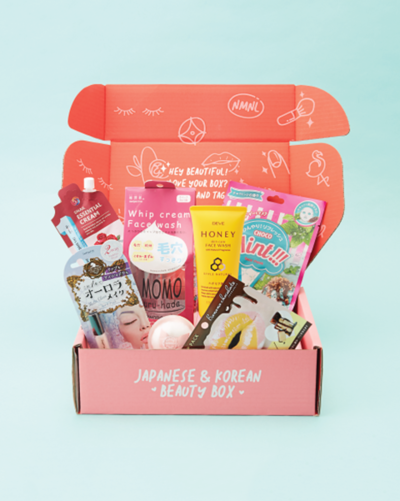 nomakenolife: The Best Korean and Japanese Beauty Box