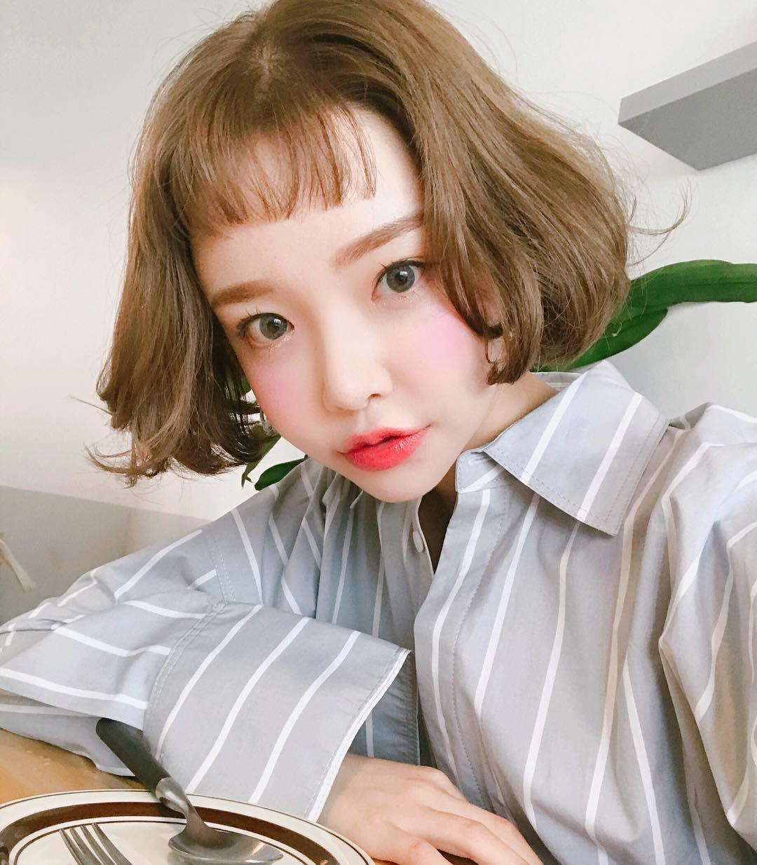 Hairstyle Girl Korea: 3 Popular Ways To Style Your Bangs Like Korean Girls