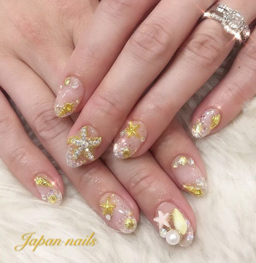 Top 10 Kawaii Nail Designs From Instagram!   nomakenolife: The Best